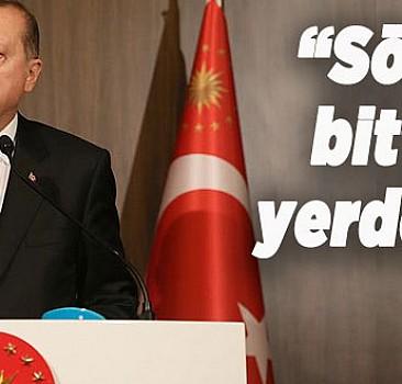 Erdoğan'dan Paris açıklaması