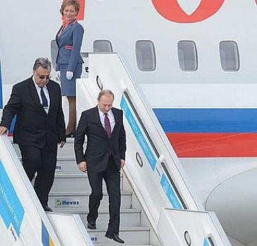 Putin G20 zirvesi için Antalya'da