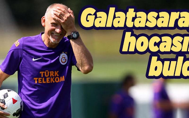 Taffarel Galatasaray'ın başında