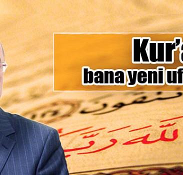 Kur'an meali yazarken Müslüman oldu
