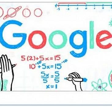 Google'dan öğretmenlere sürpriz!