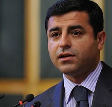 Selahattin Demirtaş'a PKK silah bırakacak mı sorusu