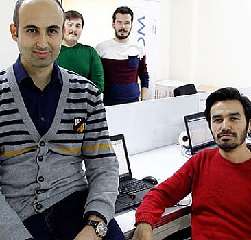 Maraşlı yazılımcı Silikon Vadisi'nde ofis açtı