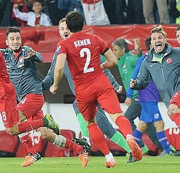 UEFA'da Yılın golü Türkiye'den
