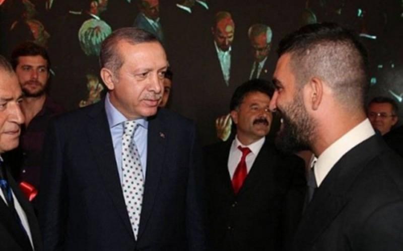 Arda Turan: 'Recep Tayyip Erdoğan...'