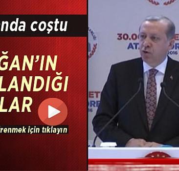 O fotoğraf Erdoğan'ı çok etkiledi