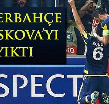 Fenerbahçe - Lokomotiv Moskova maç özeti