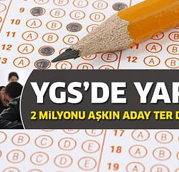YGS sınavı yarın
