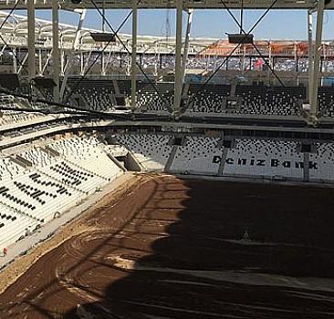Vodafone Arena'da sona doğru