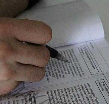 Sınavlarda yeni dönem
