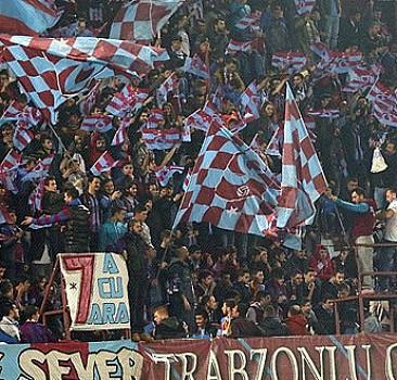 Trabzonspor'dan 'uçaklı kombine'