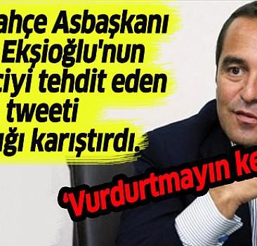 'VURDUTMAYIN KENDİNİZİ!'