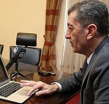 Milli Eğitim Bakanı Selçuk'un tercihi 'Harran'da yaşam' oldu