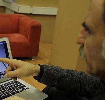 Oyuncu Gürkan Uygun'un tercihi 'Büyük Dönüş Yürüyüşü gösterileri' oldu
