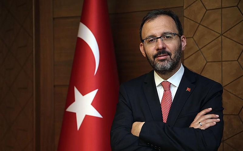 Gençlik ve Spor Bakanı Kasapoğlu: Arzu eden öğrenciler yurtlardan ayrılabilecek