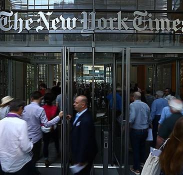 New York Times gazetesi Kovid-19 haberlerinde kullandığı Türkiye fotoğraflarını kaldırdı
