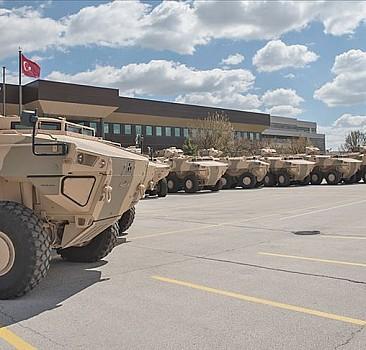Türk savunma sanayisi dev zırhlıların Umman'a teslimatını tamamladı