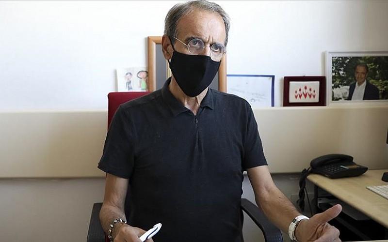 Enfeksiyon Hastalıkları Derneği Başkanı Prof. Dr. Ceyhan: Salgın artık tek merkezli değil tüm Türkiye'ye yayıldı