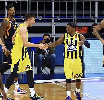 Fenerbahçe Beko dördüncü galibiyetini aldı