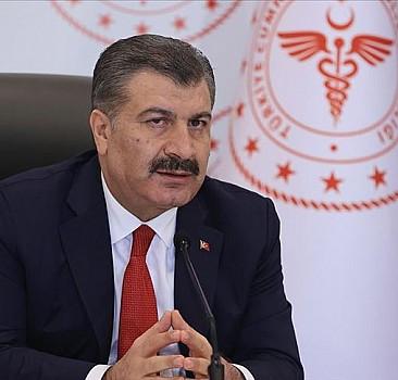 Sağlık Bakanı Koca: Salgınla mücadelede bir fedakarlık sınavındayız