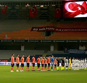 Medipol Başakşehir'in konuğu Yukatel Denizlispor